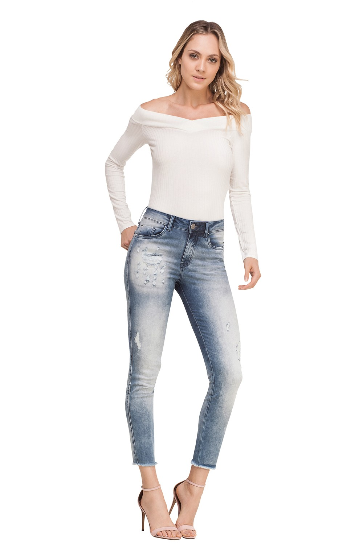 Calça Jeans   Lez a Lez