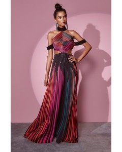 Vestido Longo Fluido | Charry