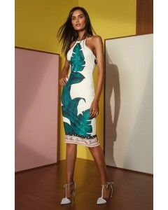 Vestido Midi Beverly Hills | Charry