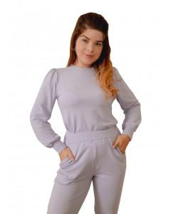 Pijama Moletinho Conjunto Blusa e Calça