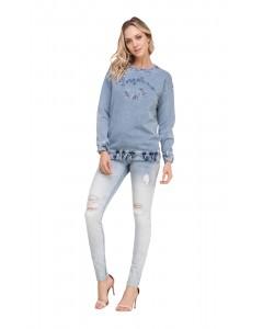 Blusão Jeans | Lez a Lez