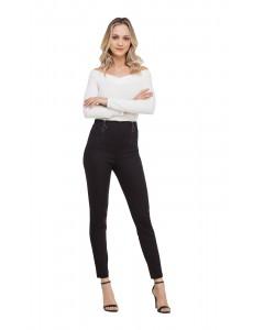 Calça Jeans Preta | Lez a Lez