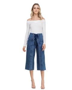 Pantacourt Jeans | Lez a Lez